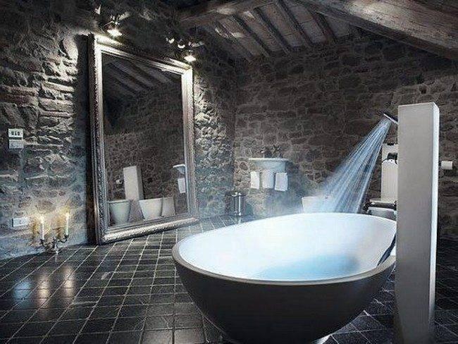Unique Bathroom Ideas Make Your Experience More