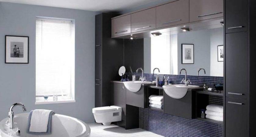 Unique Beautiful Bathroom Furniture Wooden