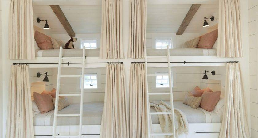 Unique Bunk Beds Idea Twin Soft Colors Touch