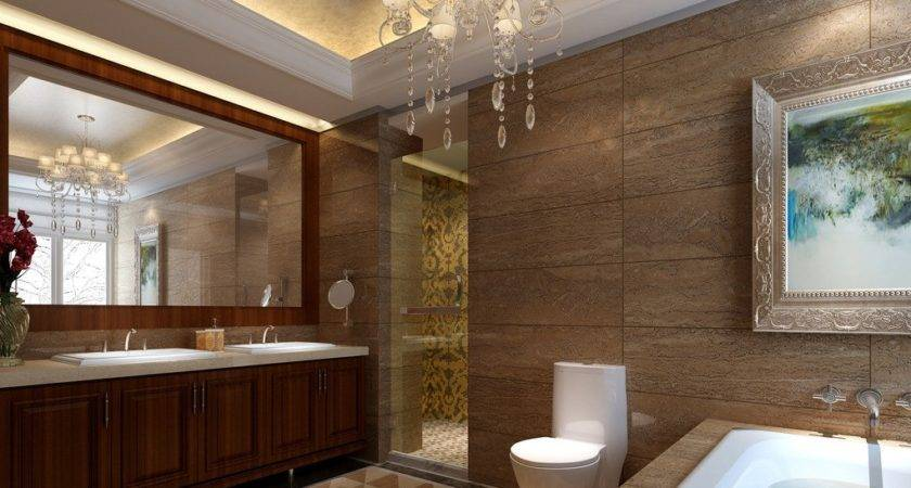 Upscale Bathrooms House