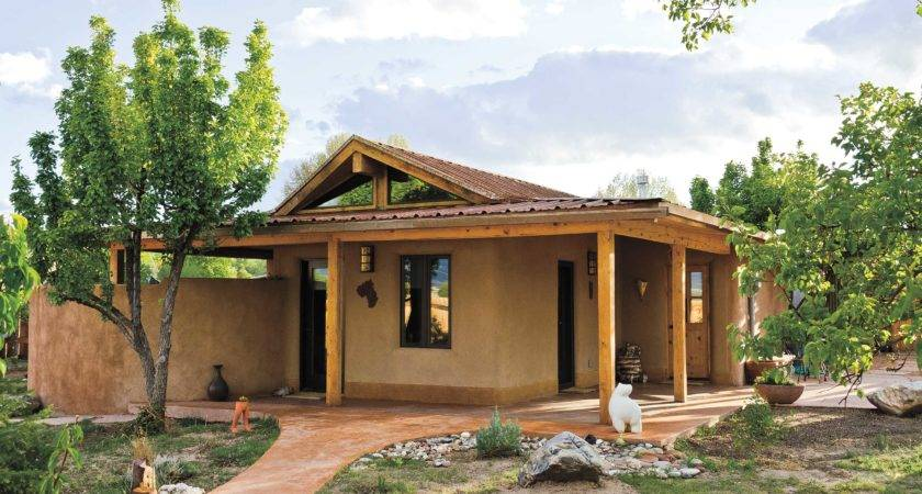 Using Original Diy Material Green Homes Mother Earth News