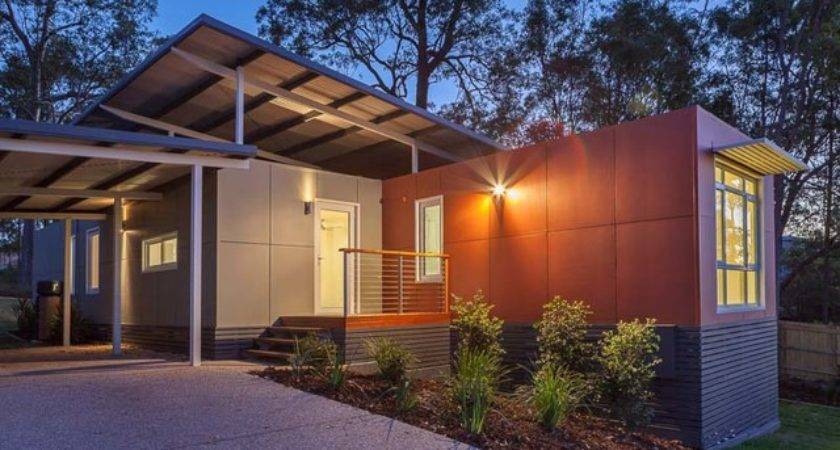 Valencia Granny Flats Bedroom Modular Home Modern