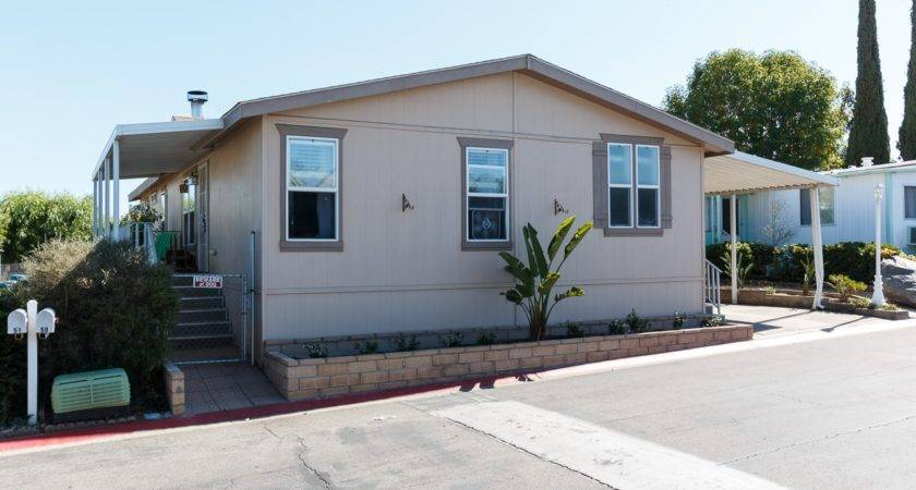 Valley Parkway Escondido Mobile Home Sale