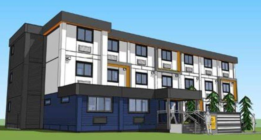 Vancouver Approves Temporary Modular Housing Units