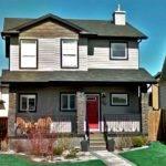 Vanier Wood Red Deer Storey Home Sale Bank