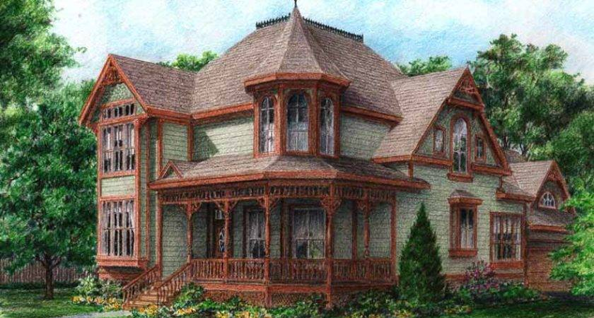 Victorian Home Plans Sale