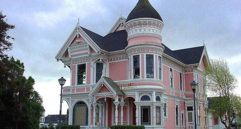 Victorian House Eureka California Vintrest Flickr