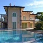 Villa Con Piscina Toscana Forte Dei Marmi