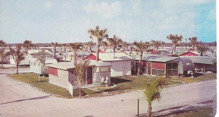 Vintage Trailer Parks April Mobile Homes
