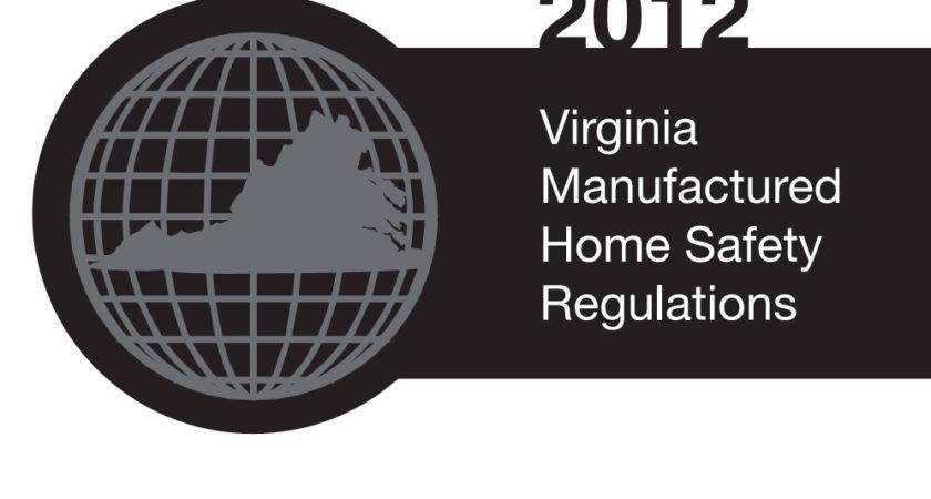 Virginia Manufactured Home Safety Regulations