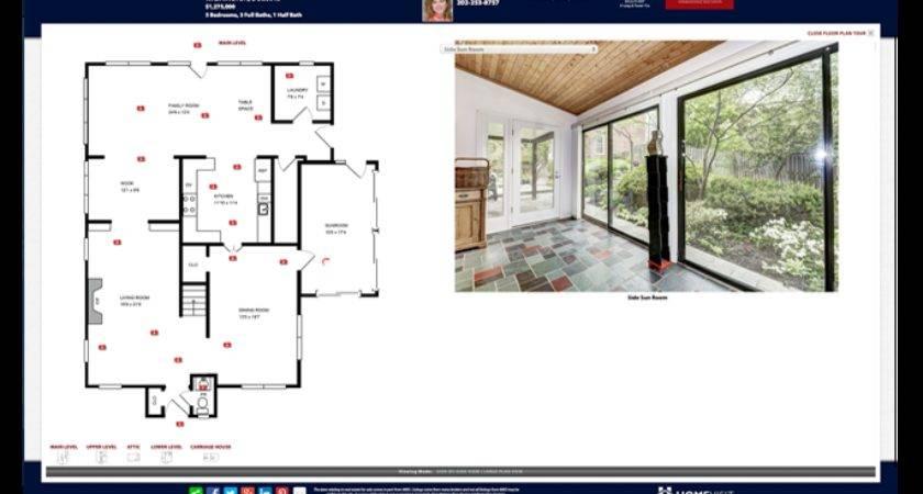 Virtual Floor Plan Home Design