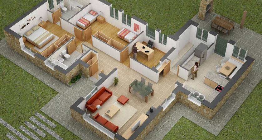 Virtual Interactive Floor Plan Best Property
