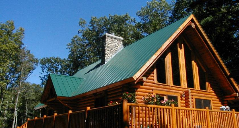Visited Boise Idaho Saw Very First Lodge Log Home