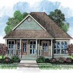 Vista Cottage Home Plans Acadian House