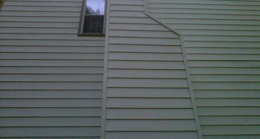 Wash Vinyl Siding After House Pressure Quotes