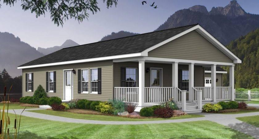 Washington Heritage Collection Modular Home Floorplan