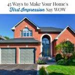 Ways Make Your Home First Impression Say Wow Printable