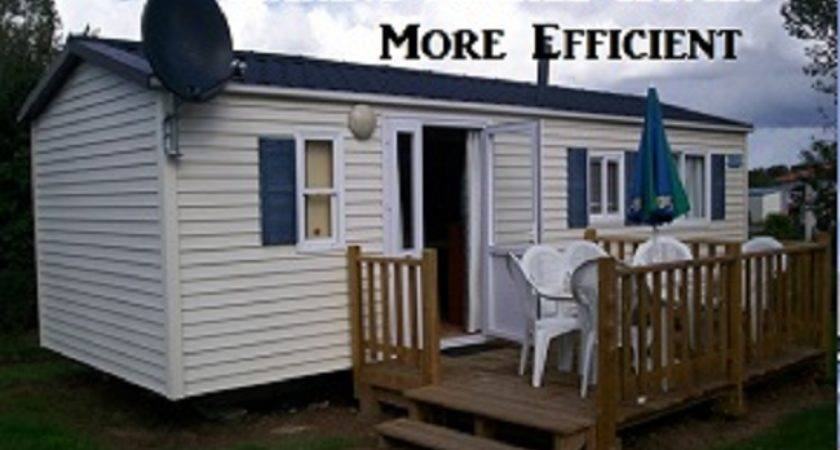 Ways Make Your Mobile Home More Energy Efficient