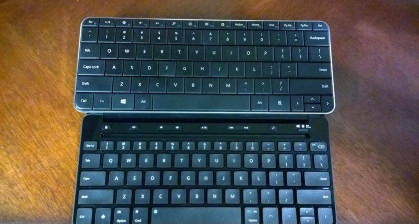 Wedge Mobile Keyboard Top Universal