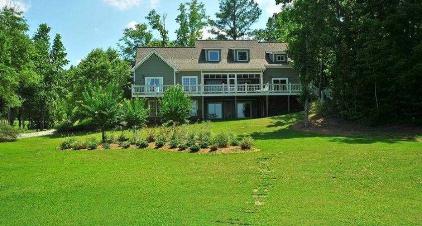 West Alexander City Alabama Lake Property House Sale