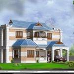 Western Home Decorating House Plan Implementation