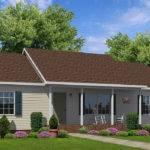 Wheatfield Ranch Style Modular Homes