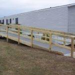 Wheelchair Ramps Threshold Carriers