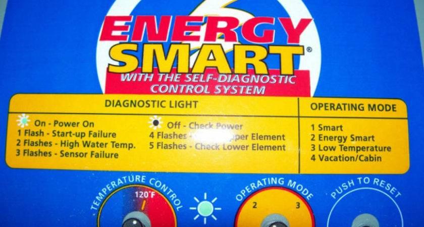 Whirlpool Energy Smart Gallon Hot Water Heater