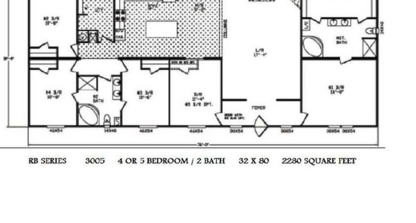Wide Home Floors Plans Future Double Triple