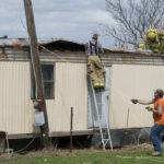 Wind Rips Roof Off Chanceford Township Mobile Home York Daily