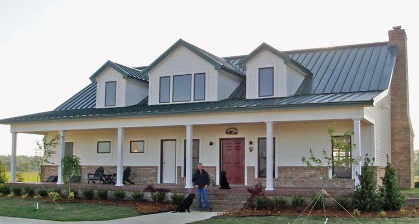 Wonderful Steel Frame Cottage House