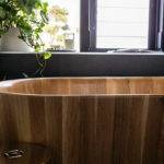 Wooden Timber Bathtubs Wood Water