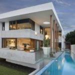 World Architecture Modern House Amalfi Drive Bgd Architects
