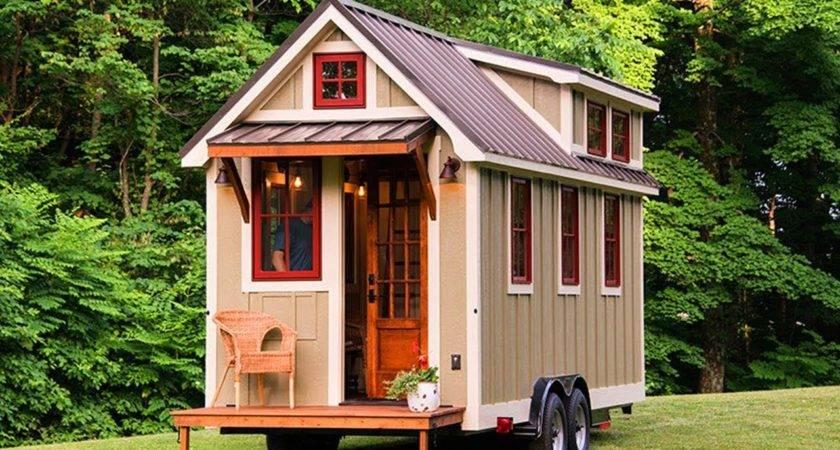 Ynez Tiny House Timbercraft Homes