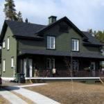 Yukon First Leed Certified Home News Ecohome