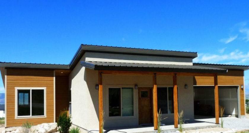 Zip Kit Homes Efficient Streamlined Prefab Houses Out Utah