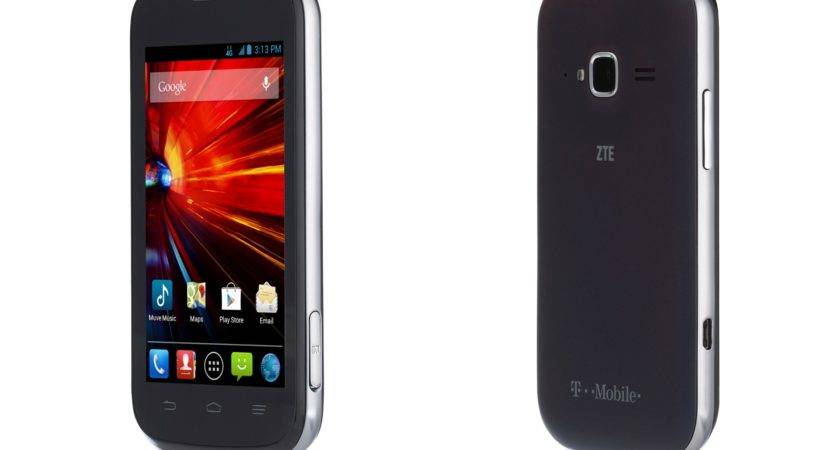Zte Concord Now Available Mobile Metropcs Next Week